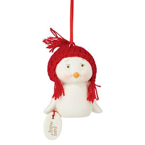 Department 56 Snowpinions From Snowbirds Snowbird Ornament 2.36 In