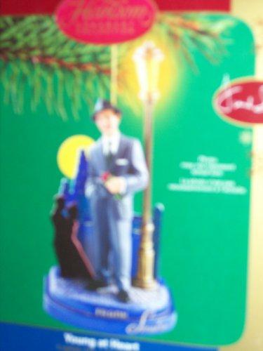 Frank Sinatra – Young At Heart 2005 Carlton Cards Musical Christmas Ornament