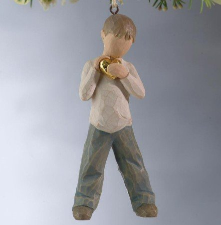 Willow Tree Heart Of Gold Ornament