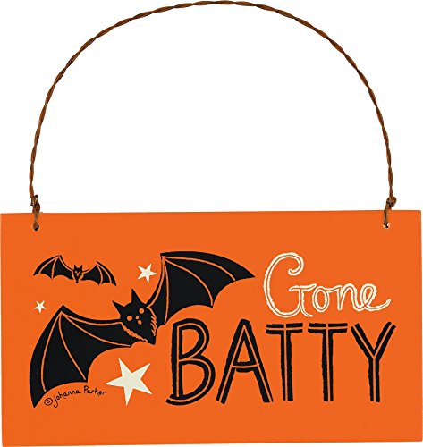 PBK Halloween Ornament – HUMOR Gone Batty #24777
