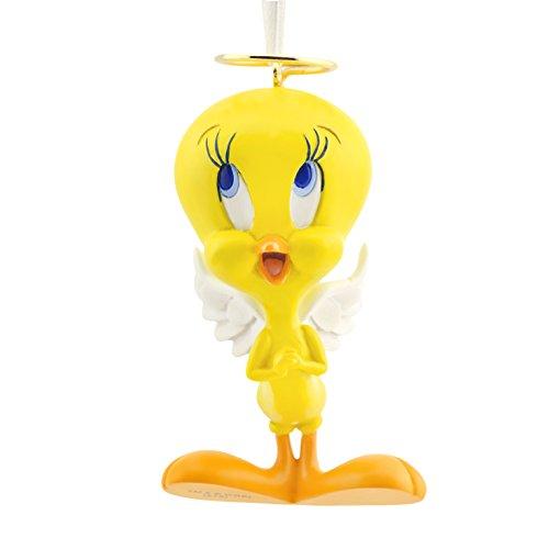 Hallmark Looney Tunes Tweety Bird Angel Holiday Ornament