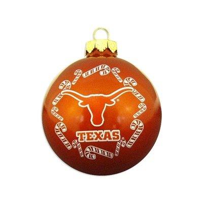 Texas Longhorns Traditional Ornament 2