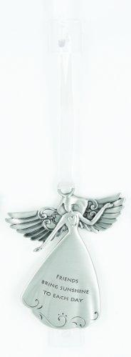Angel Ornament – Friends Bring Sunshine to Each Day