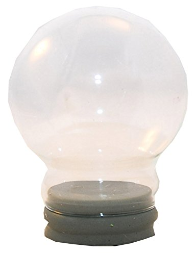 40003 Snowglobe for You – Do It Yourself (DIY) Replacement Glass Dia 3.2 inch