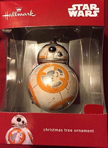 Star Wars: The Force Awakens BB-8 Christmas Ornament by Hallmark