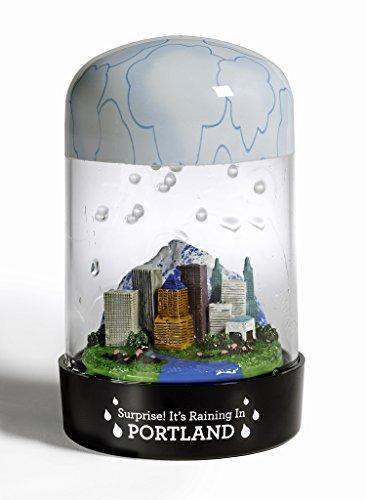 Portland RainGlobe – The Globe That Rains!