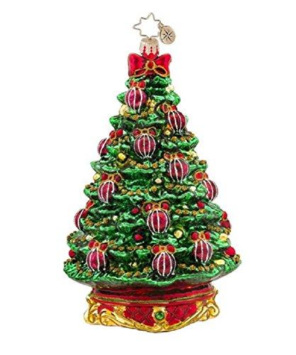Christopher Radko Noble Fir Christmas Ornament