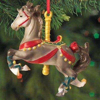 Breyer Horses 2012 Holiday Prancer Carousel Horse Ornament Melody by Breyer
