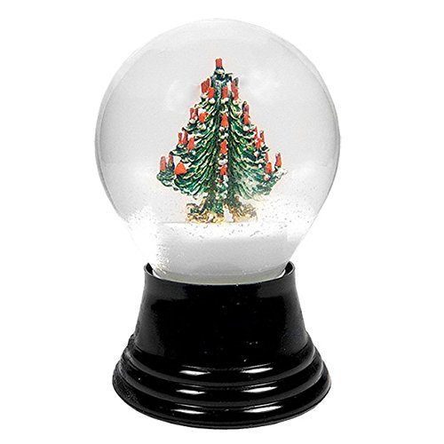 Alexander Taron PR1004 Perzy Snowglobe Medium Christmas Tree
