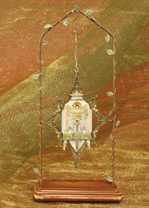 Foundations Angel Star Hanging Ornament