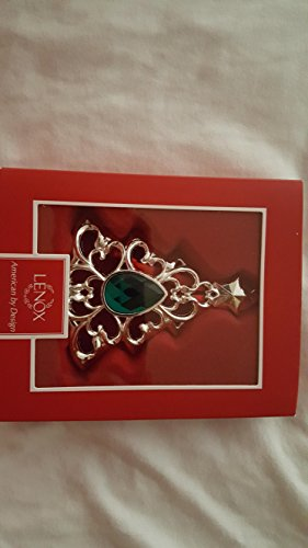 Lenox Gemmed Tree Ornament