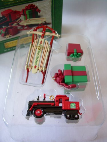2002 Hallmark Ornament Christmas Morning Treasures