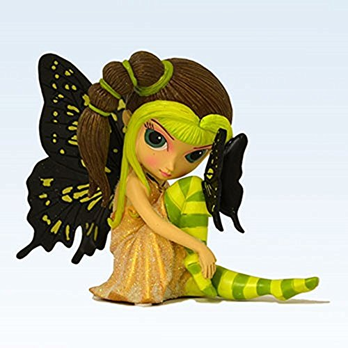 The Bradford Exchange Soaring Dreams Butterfly Wishes Figurine Collection By Jasmine Becket-Griffith