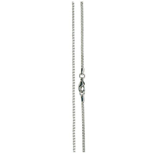 Santa Barbara Design Studio Charm Necklace Starter, Box Chain, 30-Inch