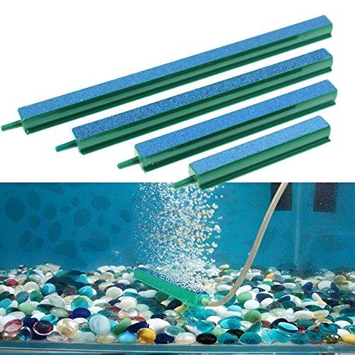 Hot Sale! Newly Fish Tank Aquarium Decor Air Stone Bubble Wall Tube 4″ 6″ 8″ 10″ Durable (6″)