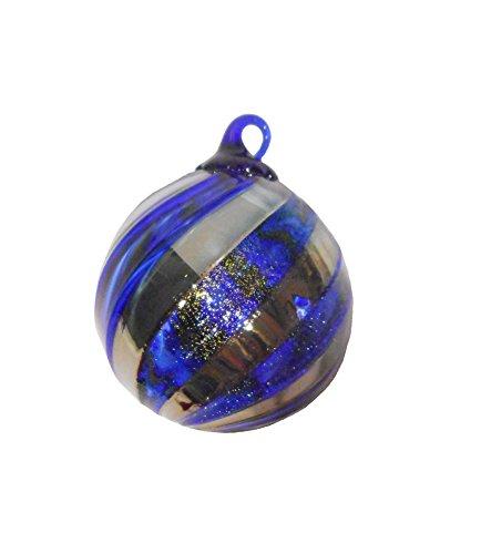 Glass Eye Studio Limited Edition Ornament Midnight Blue