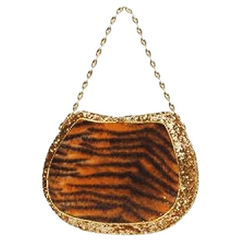 Safari Purse Christmas Ornament 30-35178-A Mark Roberts
