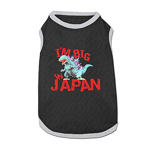 Godzilla Big In Japan Prevailing Puppy Dog Clothes Sweaters Shirt Hoodie Coats