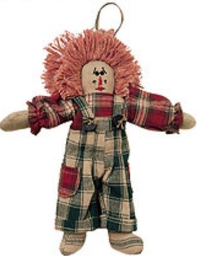 Molasses 5.5″ Rag Doll Boyds Ornament (Retired)