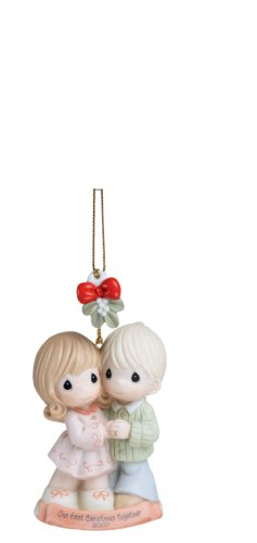 Precious Moments Our 1st Christmas Together 2007 Dated Ornament