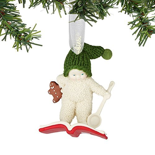 Snowbabies Holiday Baking Ornament, 2016 by Department 56