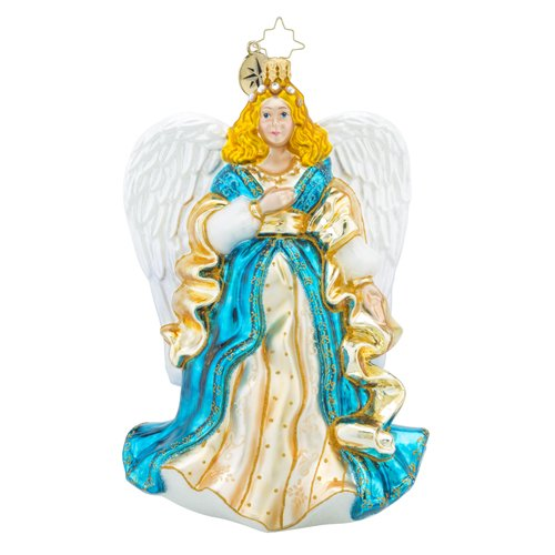 Christopher Radko Graceful Presence Angel Christmas Ornament