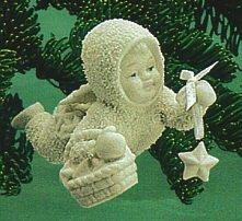 "Dept 56 Snowbabies Ornament ""Starry Night"""