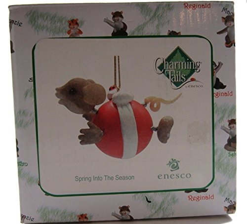 Charming Tails Ornament – Spring Into The Season