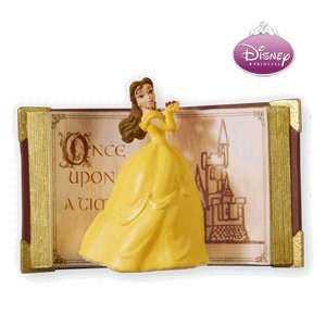 Once Upon a Time – Beauty and the Beast – Disney – 2010 Hallmark Ornament – QXD1056