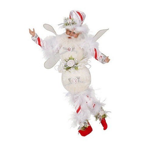 Snowman Fairy, Large 21 Inch