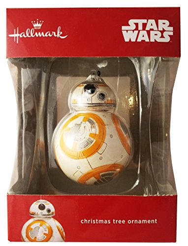 Hallmark Star Wars BB8 Christmas Ornament