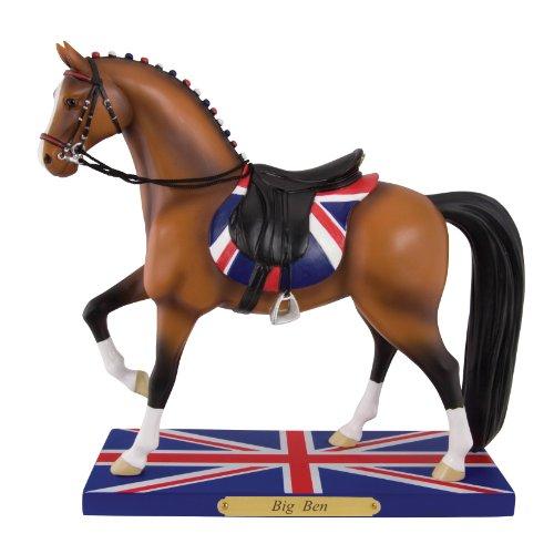 Trail of Painted Ponies Big Ben Figurine, 7-Inch
