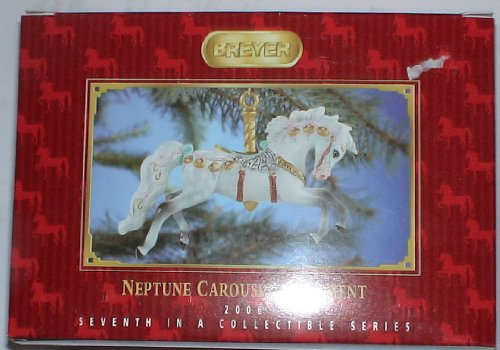 Breyer Neptune Carousel Ornament
