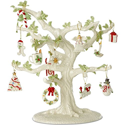 Lenox Miniature Tree Ornaments 13 Holiday Sets Garden Bird Irish Easter Summer Birthday Winter Delights Snow Pals NO TREE