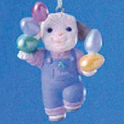 Son 1993 Easter Hallmark Ornament QEO8335