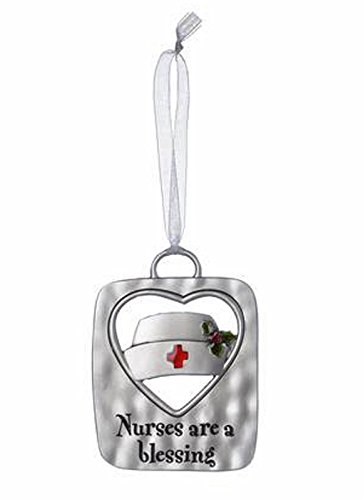 Tidings of the Season – Ornaments – Nurses are a blessing