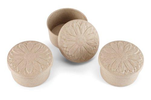 Martha Stewart Crafts Decorative Boxes, Daisy