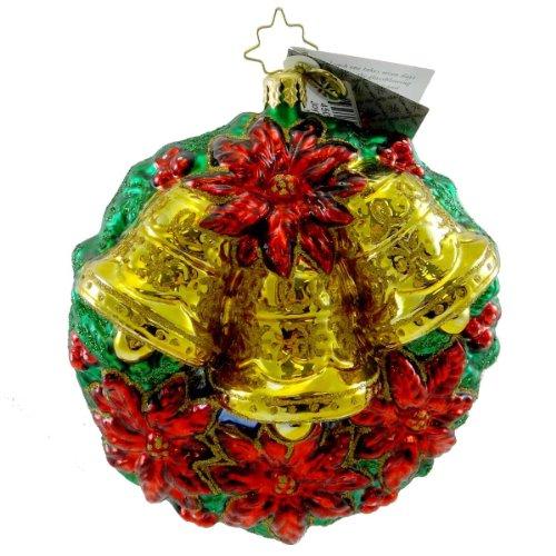 Christopher Radko Joyful Ringing Ornament