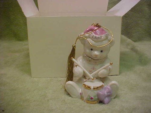 Lenox Teddy's Christmas Wish Ornament 1999 – First in Series