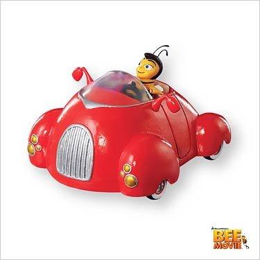 2007 Hallmark Ornament Bee Movie Barry B Benson