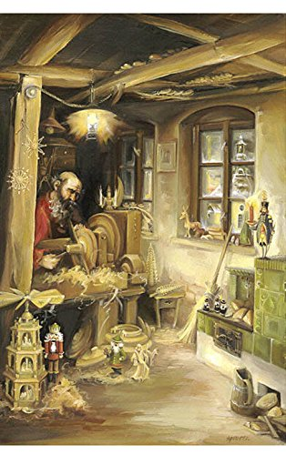 Alexander Taron Importer 2460 Large Advent Calendar