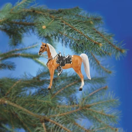Western Retro Horse Ornament by Breyer