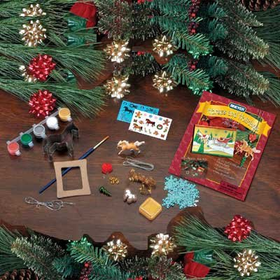 Breyer Horses and Holidays Craft and Activity Kit [Misc.]