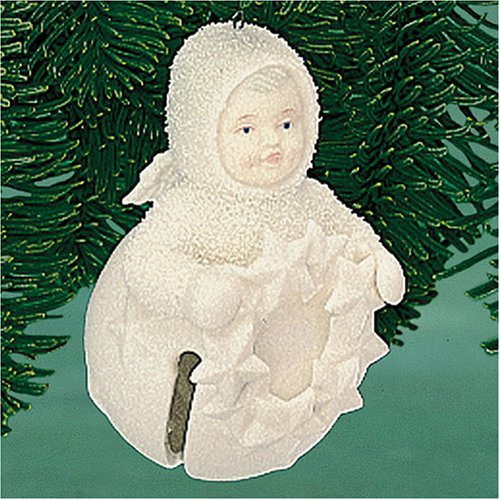 Just for You Jinglebaby Ornament Snowbabies