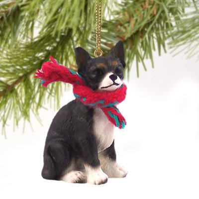 Conversation Concepts Chihuahua Black & White Original Ornament