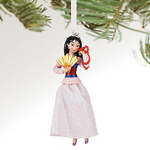 Disney Mulan Sketchbook Ornament – 2016