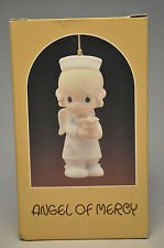 Precious Moments **Angel of Mercy Ornament** 102407