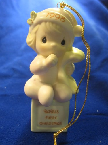Baby's First Christmas ….. Dated 1998 Ornament 455644