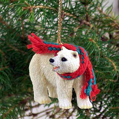 Conversation Concepts Bear Polar Original Ornament