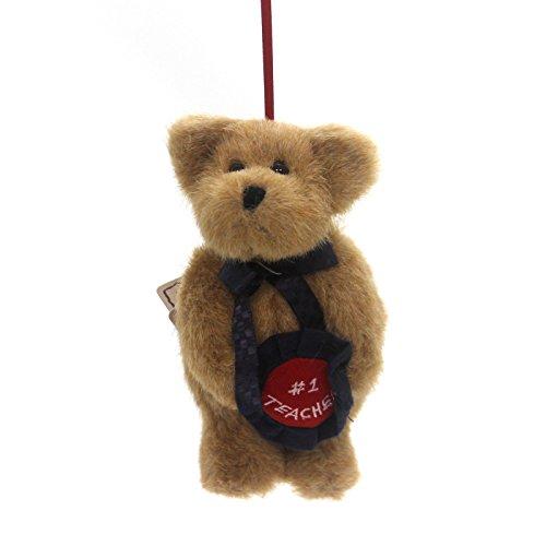 Ms. Teachbeary 5.5″ Boyds Bear Ornament (Retired)